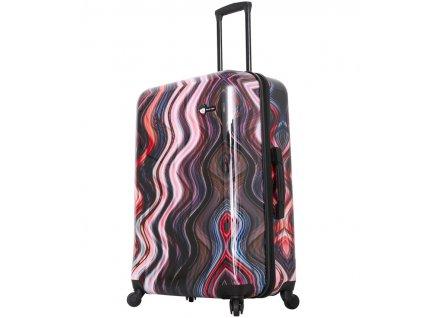 Cestovní kufr MIA TORO M1360/3-L  + LED svítilna