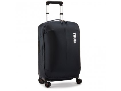 Thule Subterra Carry On Spinner TSRS322M - modrošedý  + LED svítilna