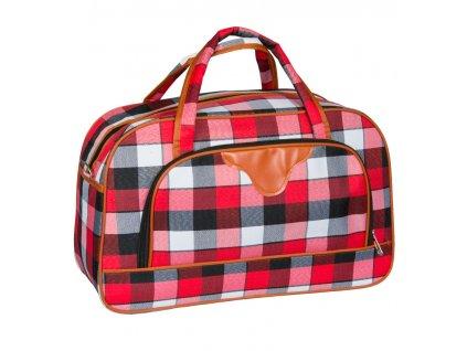 Cestovní taška REAbags LL37 - červená