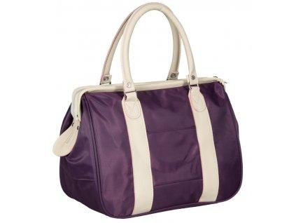 Cestovní taška REAbags LL39 - fialová