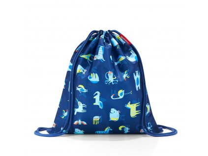 Reisenthel Mysac Kids Abc friends blue