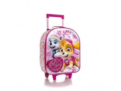 Heys Kids Soft Paw Patrol Pink 2  + LED svítilna
