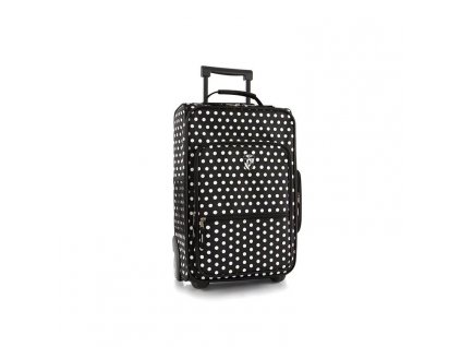 Heys Kids Fashion Black/White Dots  + LED svítilna