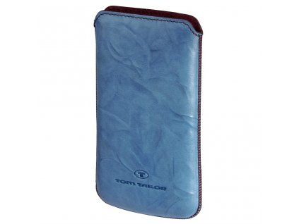 63470 tom tailor crumpled colors pouzdro na mobil velikost xl tyrkysove