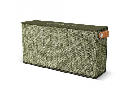 FRESH ´N REBEL Rockbox Chunk Fabriq Edition Bluetooth reproduktor, Army, vojensky zelený