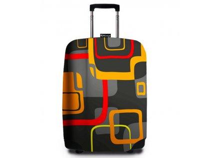Obal na kufr REAbags® 9045 Modern Retro