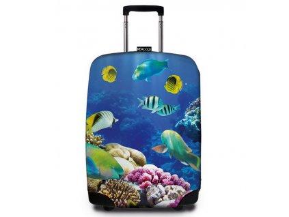 Obal na kufr REAbags® 9055 Deep Sea