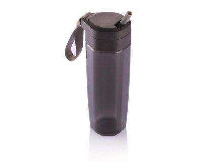 XD Design, Turner, sportovní láhev, 600 ml, černá