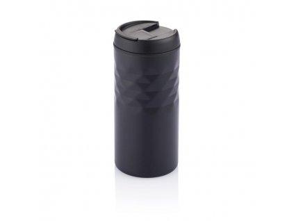 XD Design, Mosa, termohrnek, 300 ml, černá