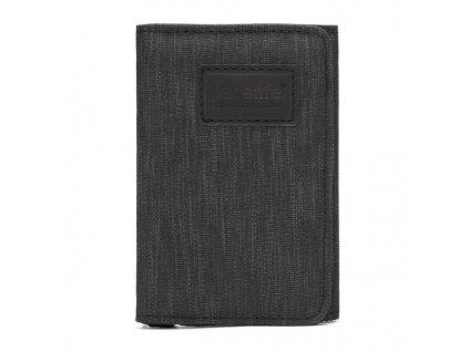 5637737878 a rfidsafe trifold wallet pacsafe 24