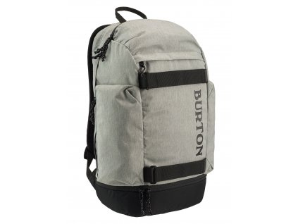 Burton DISTORTION 2.0 GRAY HEATHER 29 l  + LED svítilna