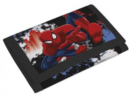 Dětská textilní peněženka - Spiderman