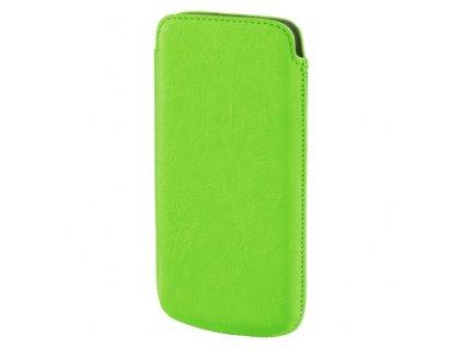 5806 hama pouzdro na mobil neon light velikost l neonove zelene
