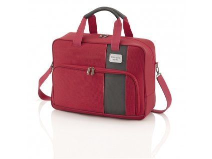 24313 travelite treviso weekender red