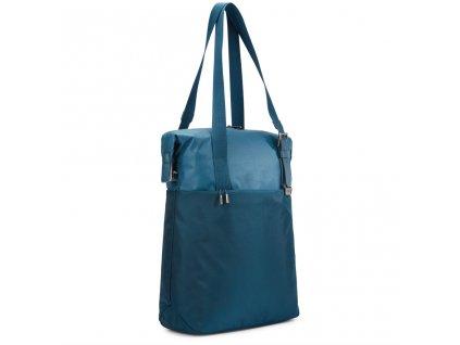 Thule Spira dámská taška Vertical Tote SPAT114LB - modrá  + LED svítilna