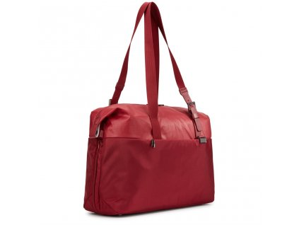 Thule Spira dámská taška Horizontal Tote SPAT116RR - červená  + LED svítilna