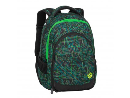 Bagmaster DIGITAL 20 D GREEN/BLACK/GRAY 23l  + LED svítilna