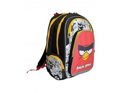 Anatomický batoh ERGO UNI - Angry Birds  + Sluchátka, myš nebo pouzdro