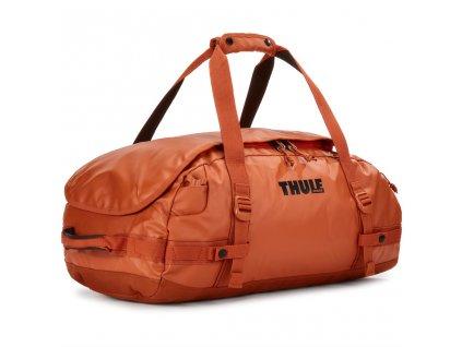 Thule cestovní taška Chasm S 40 L TDSD202A - autumnal  + LED svítilna