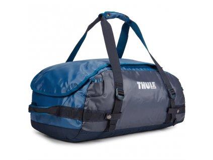 Thule cestovní taška Chasm S 40 L TDSD202P - modrá  + LED svítilna