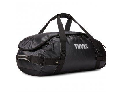Thule cestovní taška Chasm M 70 L TDSD203K - černá  + LED čelová svítilna