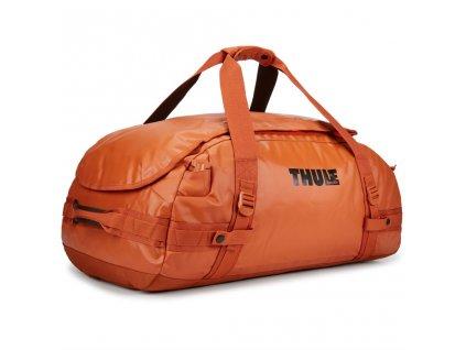 Thule cestovní taška Chasm M 70 L TDSD203A - autumna  + LED svítilna
