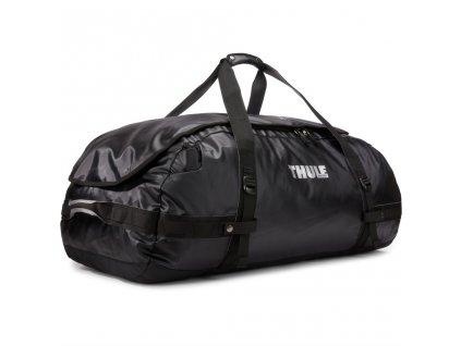 Thule cestovní taška Chasm XL 130 L TDSD205K - černá  + LED svítilna