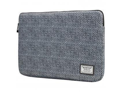 obal burton 15 laptop sleeve pinwheel weave print
