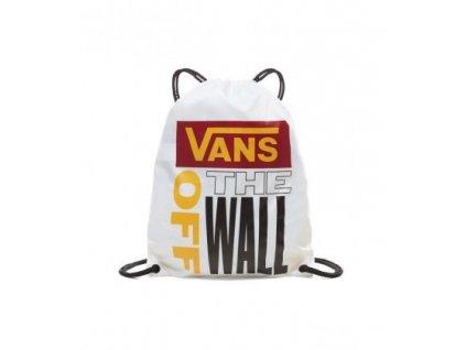 VANS MN LEAGUE BENCH BAG WHITE/RHUMBA RED
