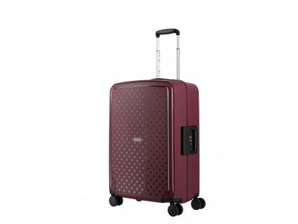Travelite Terminal M Lilac  + LED svítilna