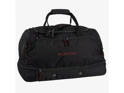 Burton RIDER´S BAG 2.0 TRUE BLACK 73 l  + LED svítilna