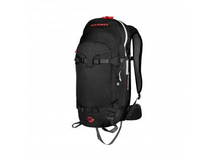 Mammut Pro Protection Airbag 3.0 black 45 l  + LED svítilna