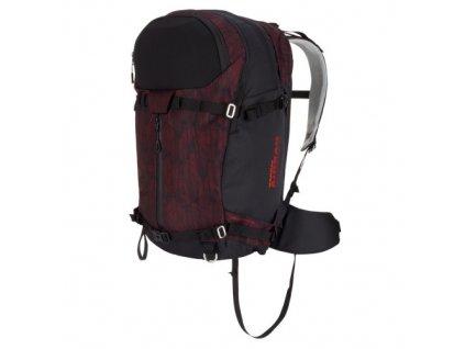 Mammut Pro X Women Removable Airbag 3.0 scooter-black 35 l  + LED svítilna