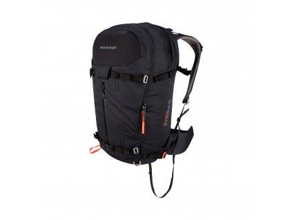 Mammut Pro X Removable Airbag 3.0 black 35 l  + LED svítilna