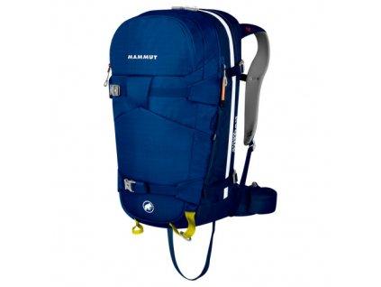 Mammut Ride Removable Airbag 3.0 30L ultramarine-marine  + LED svítilna