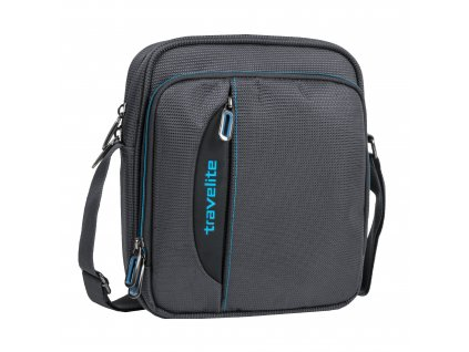 Travelite Crosslite Shoulderbag Anthracite 5 l