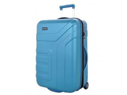 Travelite Vector 2w M Turquoise  + Sluchátka, myš nebo pouzdro