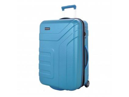 Travelite Vector 2w L Turquoise  + LED svítilna