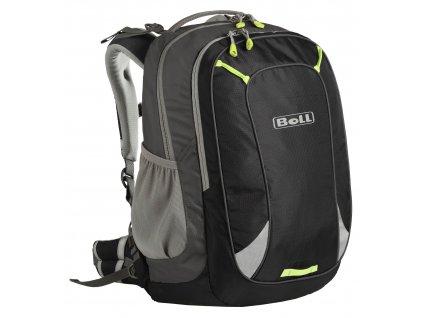 BOLL Smart 22 BLACK - Školní batoh  + LED svítilna