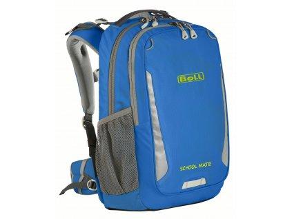 BOLL SCHOOL MATE 18 DUTCH BLUE - Školní batoh  + LED svítilna