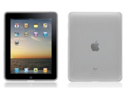 BELKIN Pouzdro Grip Vue pro iPad 1, průhledné