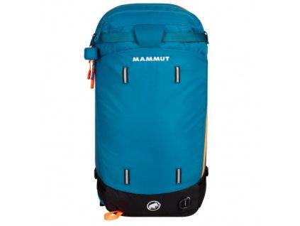 Mammut Light Protection Airbag 3.0 sapphire-black 30 l  + LED čelová svítilna
