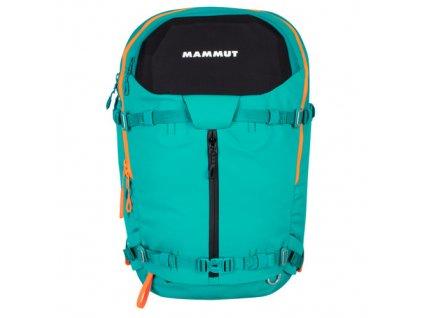 Mammut Pro X Women Removable Airbag 3.0 35 l dark ceramic-black  + LED čelová svítilna