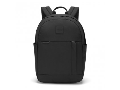 PACSAFE batoh GO 15L BACKPACK black  + LED čelová svítilna