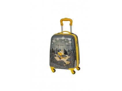 CAT dětský kufr, kabinové zavazadlo, 28 l  + LED čelová svítilna