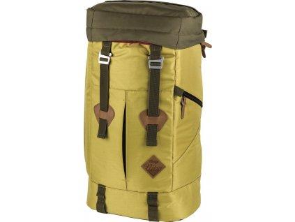 NITRO batoh BACKWOODS golden mud  + Sluchátka, myš nebo pouzdro