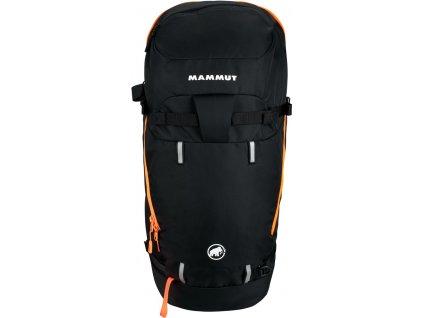 Mammut Light Removable Airbag 3.0 black-vibrant orange 30 l  + LED čelová svítilna
