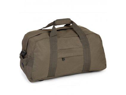 Cestovní taška MEMBER'S HA-0046 - khaki