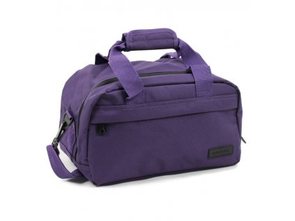 Cestovní taška MEMBER'S SB-0043 - fialová