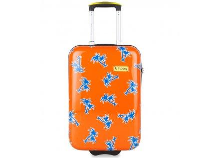 Kabinové zavazadlo B.HPPY BH-1605/3-S - GoGoNuts  + Sluchátka, myš nebo pouzdro